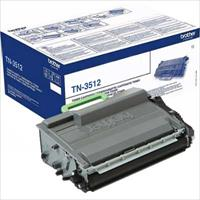 Brother TN-3512 Sort Toner for L6300/L6400/L6600 - 12.000 sider (TN3512)
